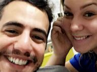Ex-BBB Cacau se derrete ao festejar aniversário de 26 anos de Matheus: 'Te amo'