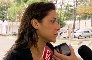 Joanna Maranhão depõe após ser vítima de ataque na web durante a Rio 2016