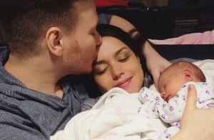 Michel Teló e Thais Fersoza criam Instagram para filha, Melinda: 'Conta fechada'