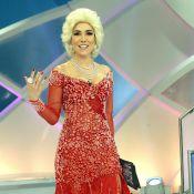 Patricia Abravanel se transforma em Hebe Camargo para programa: 'Rainha da TV'