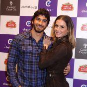 Hugo Moura avalia peso do casamento com Deborah Secco na carreira: 'Ela é ícone'