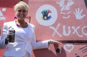 Xuxa faz aulas de guarani para filme de campanha contra prostituição infantil