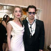 Johnny Depp aparece furioso em vídeo divulgado por ex-mulher, Amber Heard. Veja!