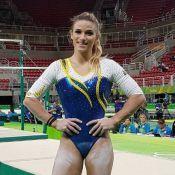 Jade Barbosa mostra tornozelo inchado e causa comoção nos fãs: 'Coitada'