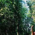 Mariana Goldfarb visita região de Portugal onde passou parte da infância