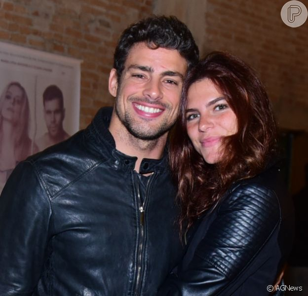 Mariana Goldfarb, em Portugal, comenta namoro com Cauã Reymond: 'Distância une'