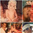 Suzanna mora com sua mãe, Kelly Key, e seu padrasto
