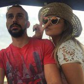 Filha de Latino e Kelly Key, Suzanna se declara ao padrasto: 'É meu pai'