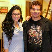 Paloma Bernardi e Thiago Martins vivem crise no namoro, diz jornal