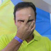 Olimpíada: Tadeu Schmidt chora com vitória do sobrinho no vôlei. 'Orgulho'