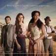 'Lado a Lado' era protagonizada por Camila Pitanga, Marjorie Estiano, Lázaro Ramos e Thiago Fragoso