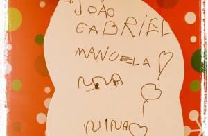 Regiane Alves revela que será mãe de um menino, João Gabriel