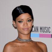 Rihanna visita o ex-namorado Chris Brown em clínica de reabilitação