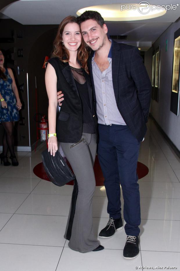 Nathalia Dill e o escritor Caio Sóh se casaram em segredo