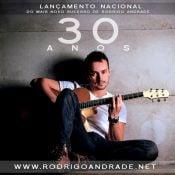 Rodrigo Andrade completa 30 anos: 'Cumpri quase todas as minhas metas'