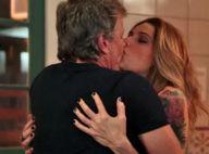 'Sol Nascente': Lenita e Vittorio passam noite juntos e mantêm relação secreta