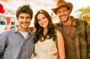 Bruna Marquezine é Helena e Luiza na novela 'Em Família'. Compare as personagens