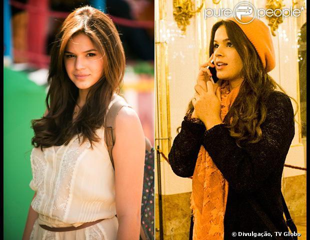 Bruna Marquezine será Helena, na segunda fase de 'Em Família' e Luiza na terceira e última fase da trama