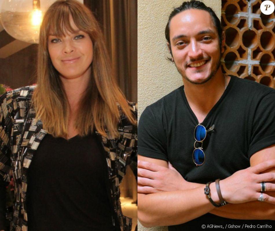 Leticia Birkheuer termina namoro com Allan Souza Lima