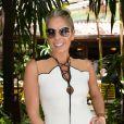 Adriane Galisteu alfinetou Xuxa em entrevista ao 'TV Fama' desta quarta, 19 de outubro de 2016