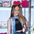 Larissa Manoela posta vídeo divertido com Sofia, filha de Grazi Massafera, a atriz e Selton Mello