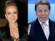 Eliana é pressionada por Silvio Santos para aumentar a audiência do seu programa