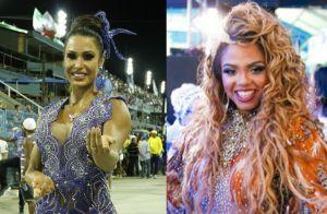 Gracyanne Barbosa perde posto de rainha de bateria da Portela no Carnaval 2017