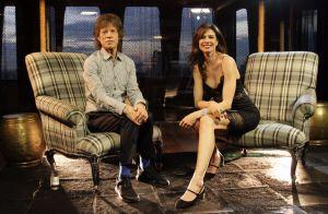 Luciana Gimenez tem Mick Jagger como melhor amigo: 'Falamos quase todos os dias'