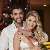 Andressa Suita não aprova marido, Gusttavo Lima, postar fotos sem camisa na web