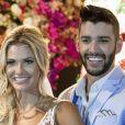 Festa de casamento de Gusttavo Lima e Andressa Suita custou R$ 1,2 milhão e foi celebrada em Minas Gerais