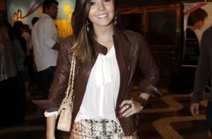 Giovanna Lancellotti diz que está solteira e feliz: 'Gosto de namorar comigo'