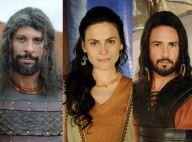 Novela 'A Terra Prometida': Calebe rejeita casamento da filha, Acsa, com Gibar