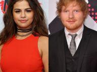 Selena Gomez recebe visita de Ed Sheeran em clínica e engata romance com cantor