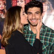 Deborah Secco torceu para o marido, Hugo Moura, não ser ator: 'Carreira difícil'