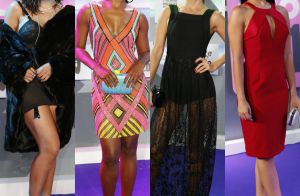 Veja looks de Anitta, Paula Fernandes e mais famosas em premiação no Rio. Fotos!