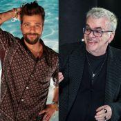 Walcyr Carrasco nega convite a Bruno Gagliasso em novela: 'Ele quem me ligou'