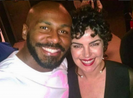 Foto antiga de Ana Paula Arósio cai na web e ator explica:'Nos vimos há 3 meses'