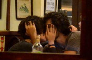 Gabriel Leone e Carla Salle namoram durante jantar no Rio. Veja fotos!