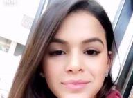 Bruna Marquezine é clicada por criança libanesa em visita a assentamento. Vídeo!