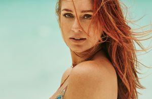 Marina Ruy Barbosa, mulher mais sexy do mundo, festeja título: 'Lisonjeada'