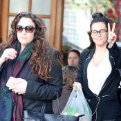 Ana Carolina viaja a Lisboa com Letícia Lima: 'Como uma flor na estrada'. Fotos!