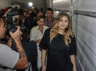Sasha Meneghel chega com Xuxa ao SPFW para sua estreia como estilista. Fotos!