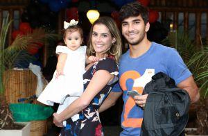 Deborah Secco está decidida a ter segundo filho: 'Espero que ano que vem'