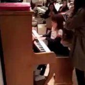 Ticiane Pinheiro mostra Rafaella Justus tocando piano em vídeo: 'Com a família'