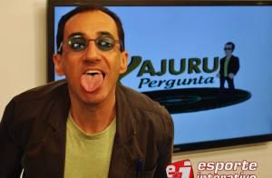 Jorge Kajuru revela ser o pai verdadeiro de Marcella, filha de Túlio Maravilha