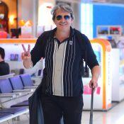 Alexandre Borges passará temporada na África após fim da novela 'Haja Coração'