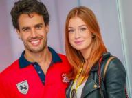Marina Ruy Barbosa pediu aprovação do noivo, Xande Negrão, para ensaio sensual
