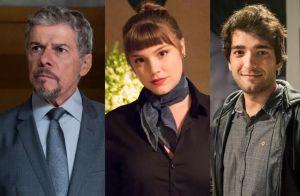 Novela 'A Lei do Amor':Tião tenta matar Isabela e Tiago é acusado de assassinato