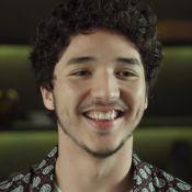 João Vitor Silva não se identifica com papel pegador em 'Rock Story':'Namorando'