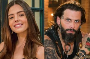 'Sol Nascente': Milena beija Ralf após descobrir namoro de Vittorio e Lenita